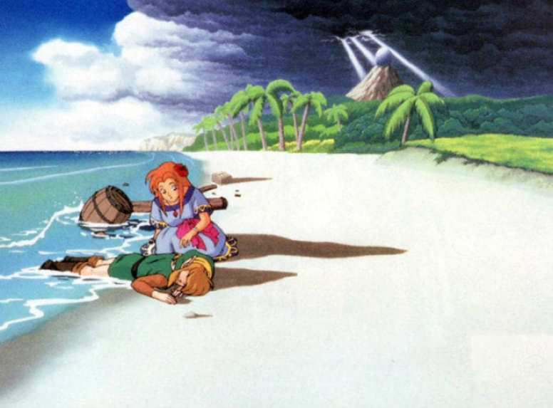 """""""Hey, kid, I'll give you three seashells to let me be in Hyrule Warriors."""""""