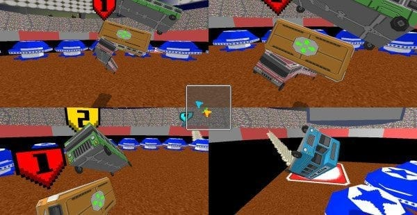 OmniBus Split Screen