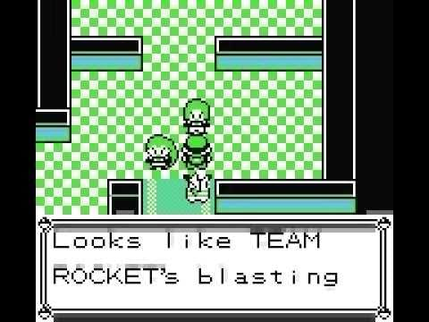 team rocket, pokemon, yellow, red, blue, story, differences