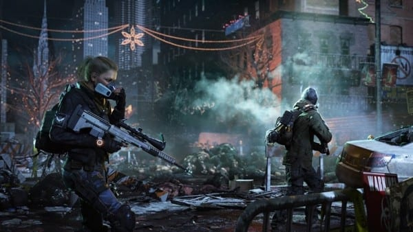 the division, story, unanswered questions