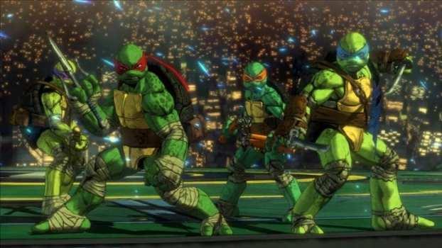 Teenage Mutant Ninja Turtles: Mutants in Manhattan - PS4, PC, Xbox One