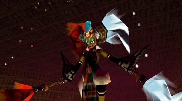 Zelda, boss, Twinrova, Ocarina of Time