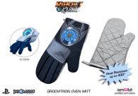 Ratchet and clank, oven mitt, merchandise