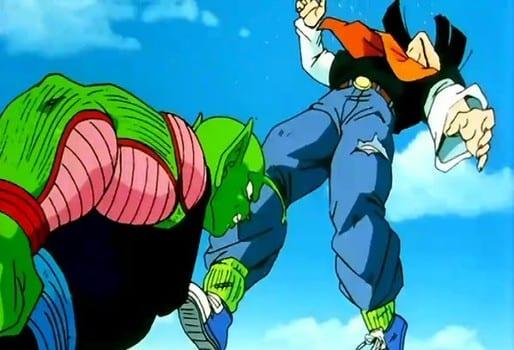 Piccolo vs Android 17