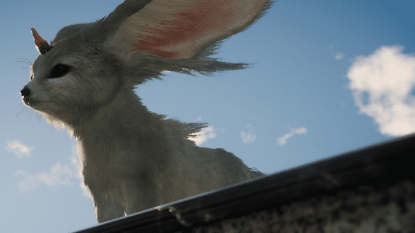 Final Fantasy XV, FFXV, summon, Carbuncle