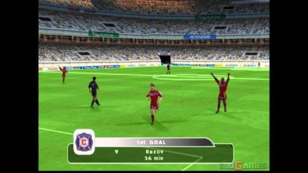 PlayStation (1995) - FIFA 2005 (2004)