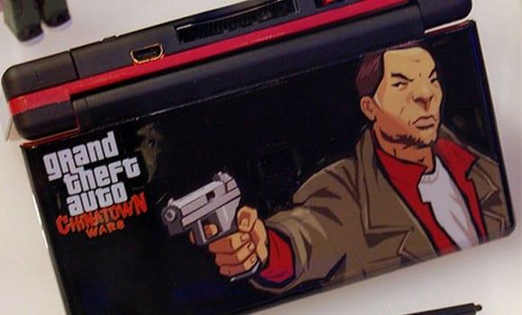 GTA Chinatown Wars Nintendo DS Lite