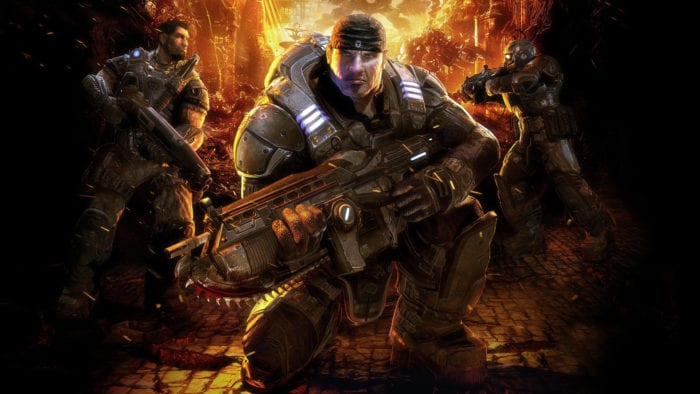 Gears of War, , games, last gen, must play, cannot miss