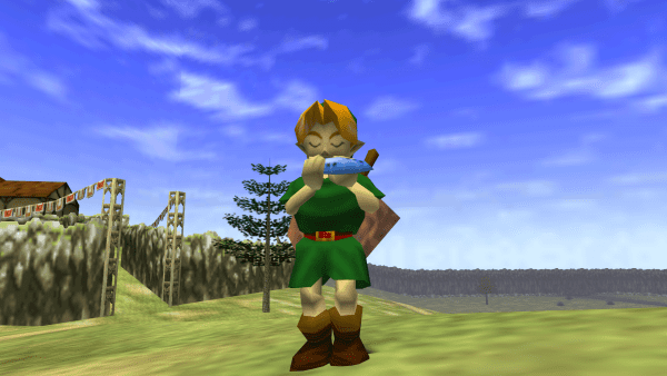 Ocarina of Time, Legend of Zelda, Hyrule Warriors Legends, games, must play