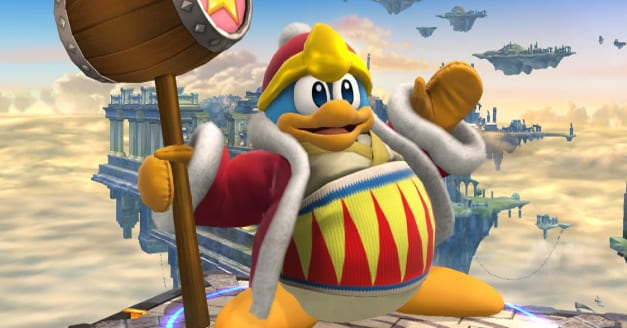 King Dedede, Nintendo, character, Kirby, spinoff