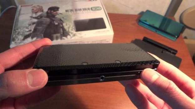 Metal Gear Solid Snake Eater Nintendo 3DS