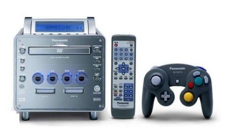 Panasonic Q Nintendo Gamecube
