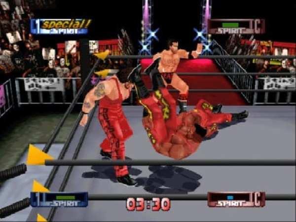 Greatest Wrestling Games 8