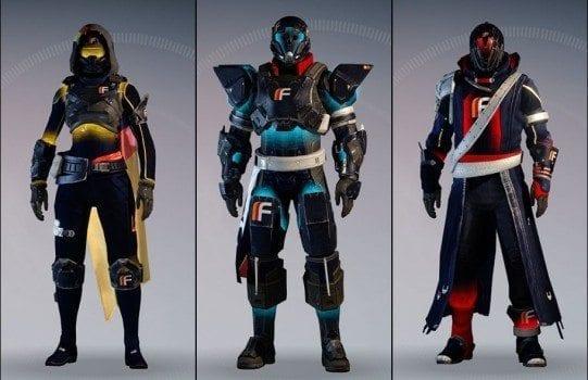 Destiny April Update