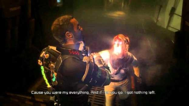 Letting Go - Dead Space 2
