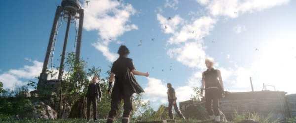 E3, Final Fantasy, Final Fantasy XV, director, Tabata