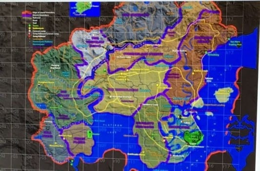 Red Dead Redemption Map next game new prequel rumor report