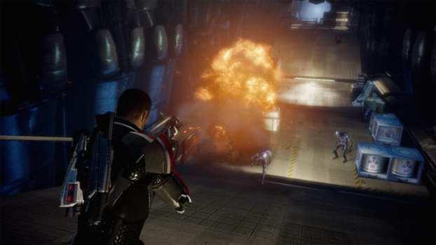 6) Mass Effect 2