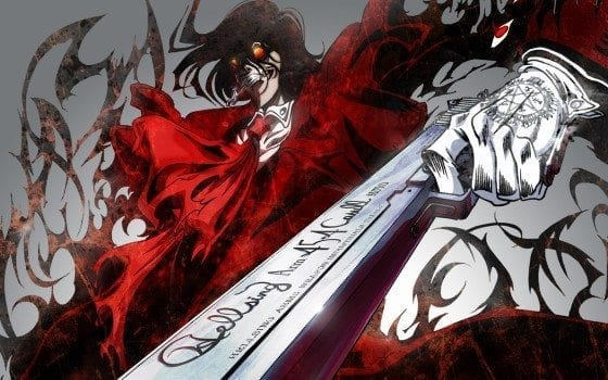 Hellsing, Ultimate, anime, must, watch