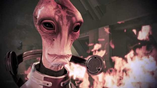 Mordin's Death - Mass Effect 3