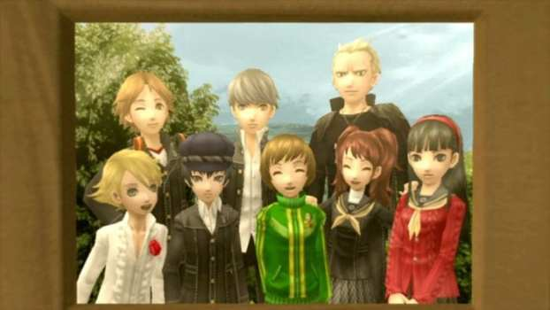 Saying Goodbye to Your Friends - Persona 4 Golden