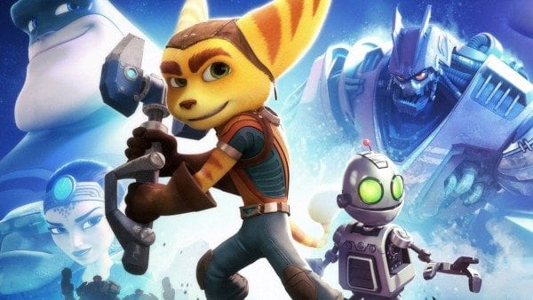 ratchet and clank ps4 2016