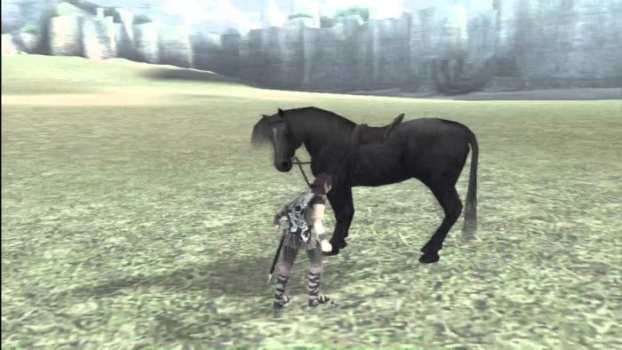 The Limping Horse - Shadow of the Colossus