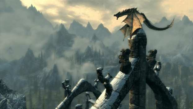 The Elder Scrolls: Skyrim Special Edition (PS4/Xbox One) - Oct. 28
