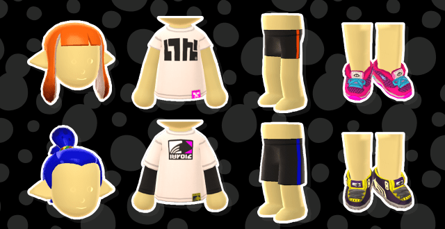 You're playing Splatoon now. You're playing Miitomo now.