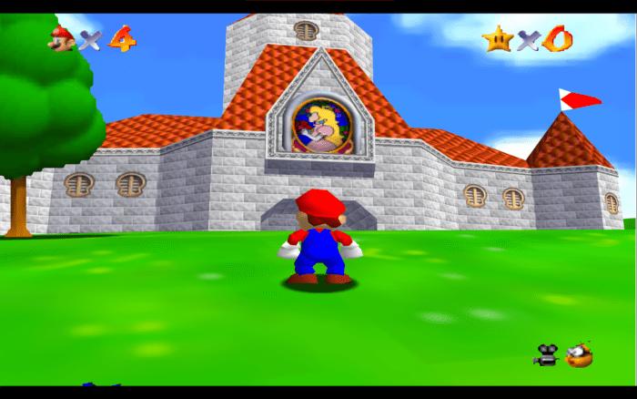 Super Mario 64, games, must play