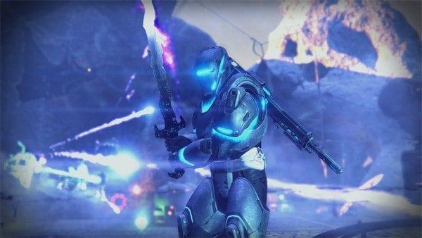 Blue Chroma Destiny