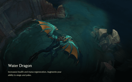 league of legends new dragon changes update mid season water