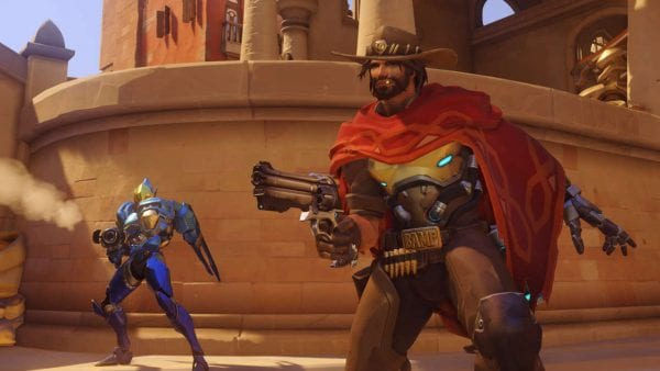 Overwatch, all heroes