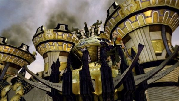 Alexander Summon Final Fantasy