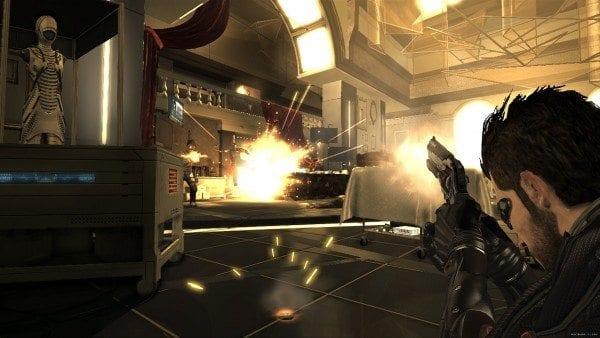 Deus Ex Human Revolution, Wii U, top scored, highest reviewed, Wii U