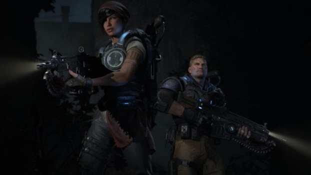 Kait Diaz - Gears of War 4