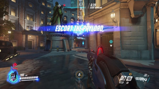 Overwatch, Payload