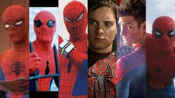 Spiderman, Avengers, actors