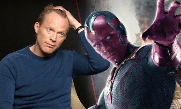 Paul Bettany, Vision, avengers, actors