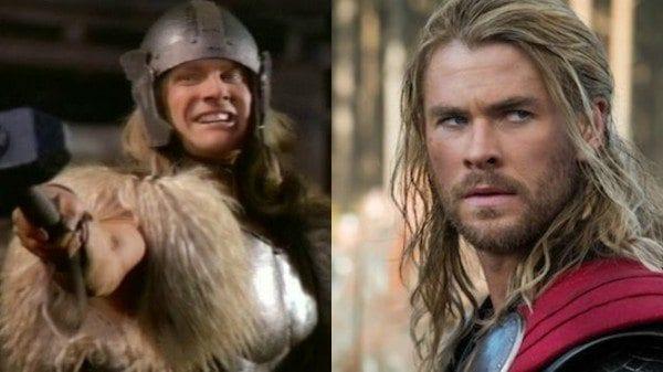 Thor, actors, avengers
