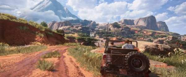 Uncharted 4 Madagascar