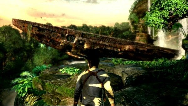 Uncharted, Nathan Drake, Set Piece, best, moment