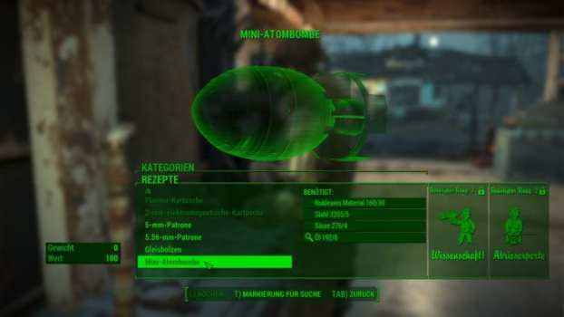 Craftable Ammo