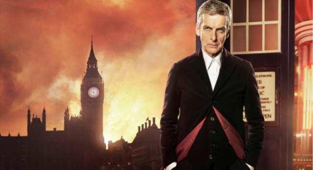 The Twelfth Doctor, Peter Capaldi (2013 - Present)