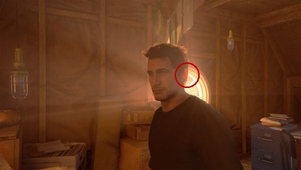 Uncharted 4 Ear