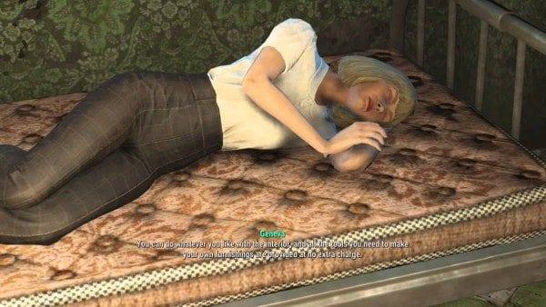 fallout 4 sleep