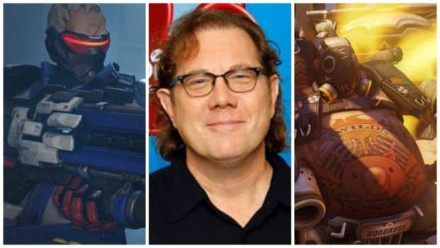 Fred Tatasciore as Roadhog and Soldier: 76