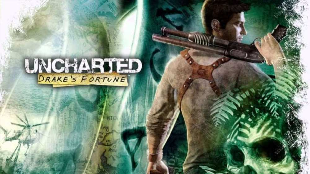 uncharted: drakes fortune, uncharted series