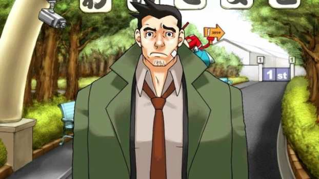 Dick Gumshoe - Phoenix Wright