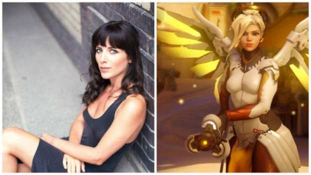 Lucie Pohl as Mercy